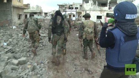 IS thảm sát tàn khốc thường dân Syria