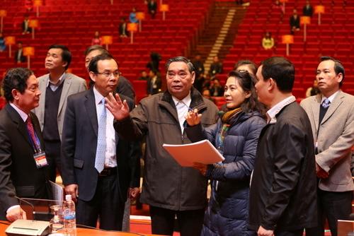 Tuần này khai mạc Đại hội Đảng