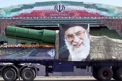 Mỹ áp đặt cấm vận mới lên Iran