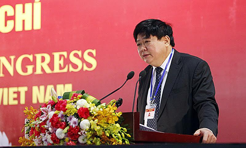 trung tâm báo chí, Đại hội Đảng 12, nhân sự Ban chấp hành TƯ