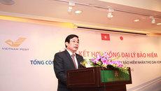 VNPost hợp tác với Nhật Bản về bảo hiểm nhân thọ