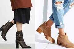 Những nàng chân ngắn diện ankle boots thế nào cho thật chuẩn?