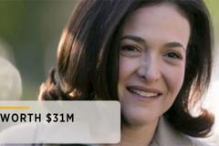 Giám đốc điều hành Facebook hiến tặng 31 triệu USD làm từ thiện