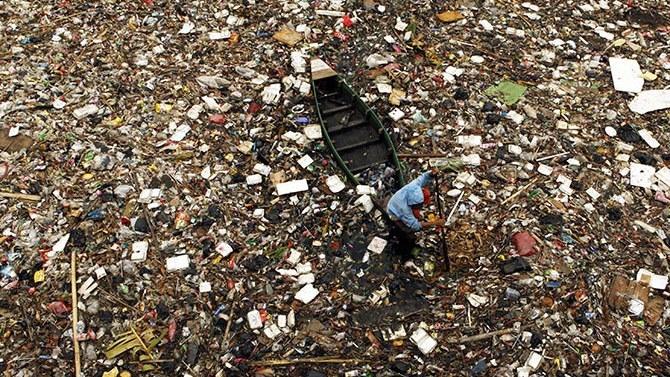 Việt Nam trong TOP 5 quốc gia xả rác ra biển