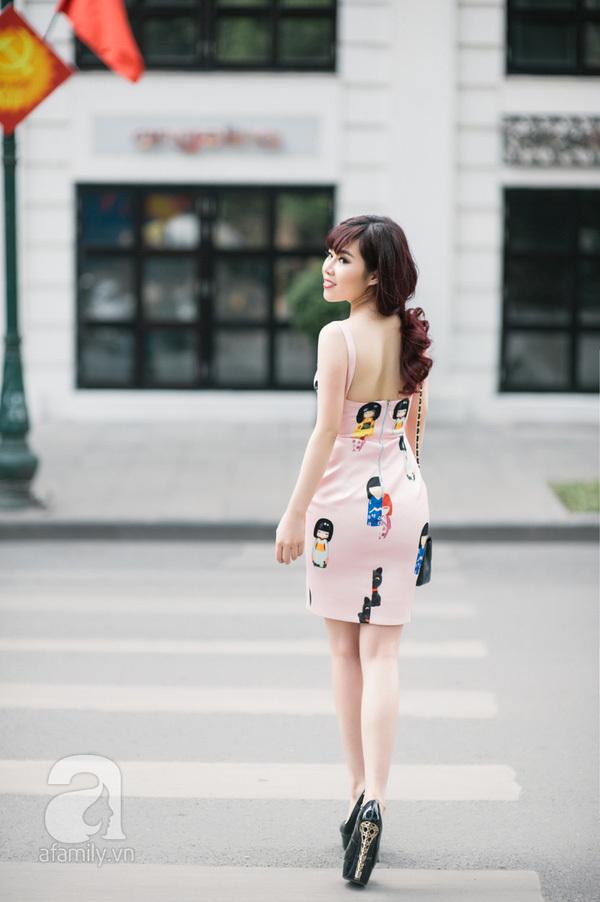 Bé gái bán kẹo trở thành bà chủ xinh đẹp tiền tỷ