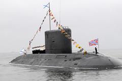 Nga 'phục hưng' vị thế tàu ngầm, châu Á phát sốt