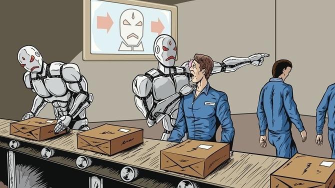 robot, công việc, việc làm, Nhật Bản, công nhân, 2020, công nghệ