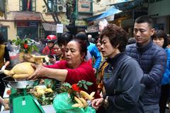 Địa chỉ mua đồ cúng rằm tháng chạp ở Hà Nội được chị em tín nhiệm