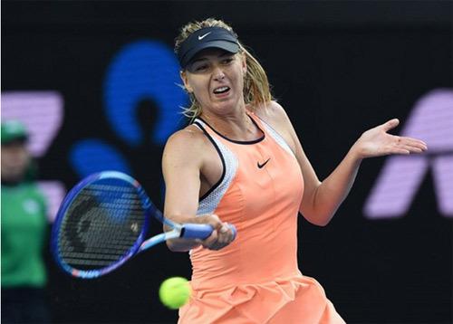 Sharapova nhẹ lướt vào vòng 3 Australian Open