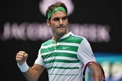 Hạ Dolgopolov, Federer tốc hành vào vòng 3