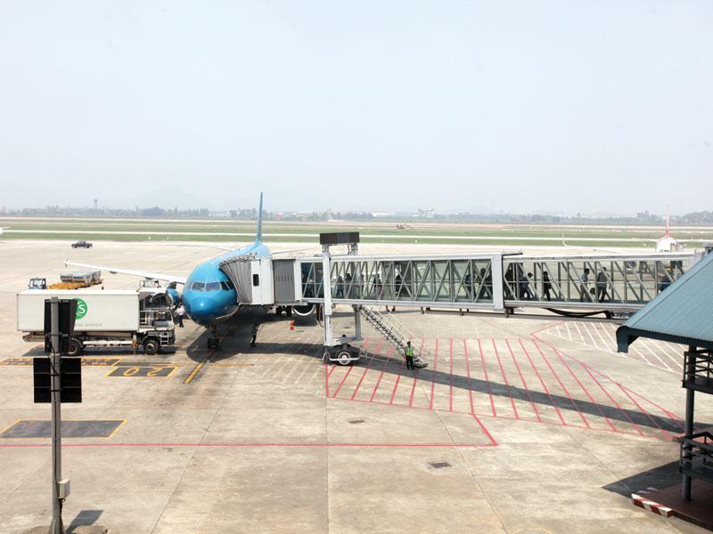 Đại gia Pháp đầu tư vào sân bay Việt Nam