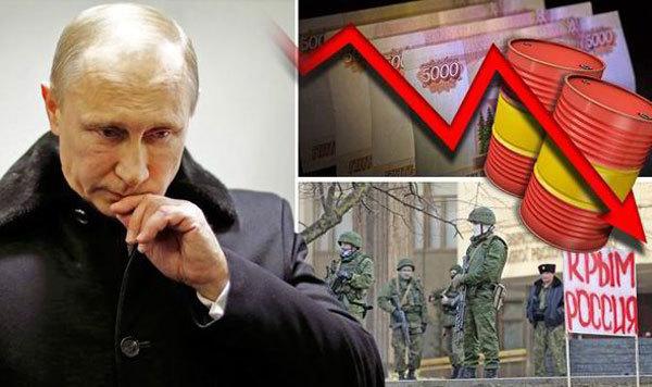 Cú sốc lịch sử đe dọa vị thế Putin