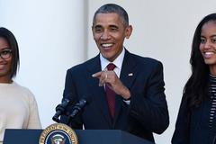 Obama từ chối phát biểu tại lễ tốt nghiệp của con gái