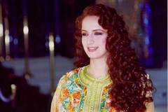 Vẻ đẹp rạng ngời của Hoàng hậu Morocco