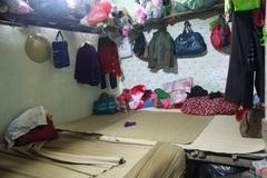 Khu ổ chuột Hà Nội: 11 phụ nữ sống trong phòng 9m2