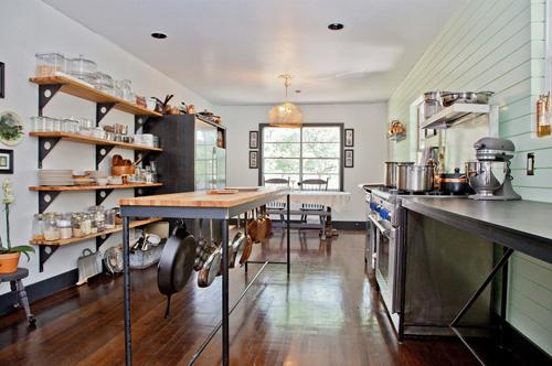 20160121164909 8 Bài trí Shabby chic   phong cách nội thất tuyệt vời cho không gian nhà bếp