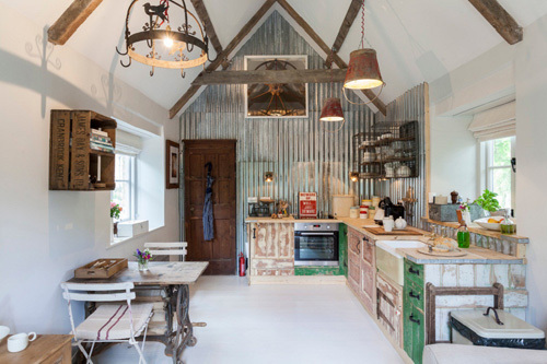 20160121164909 image004 Bài trí Shabby chic   phong cách nội thất tuyệt vời cho không gian nhà bếp