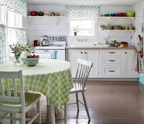 20160121164909 image005 Bài trí Shabby chic   phong cách nội thất tuyệt vời cho không gian nhà bếp