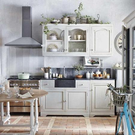 20160121164909 image006 Bài trí Shabby chic   phong cách nội thất tuyệt vời cho không gian nhà bếp