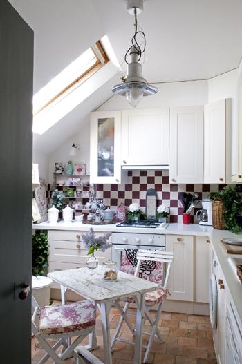 20160121165607 image014 Bài trí Shabby chic   phong cách nội thất tuyệt vời cho không gian nhà bếp