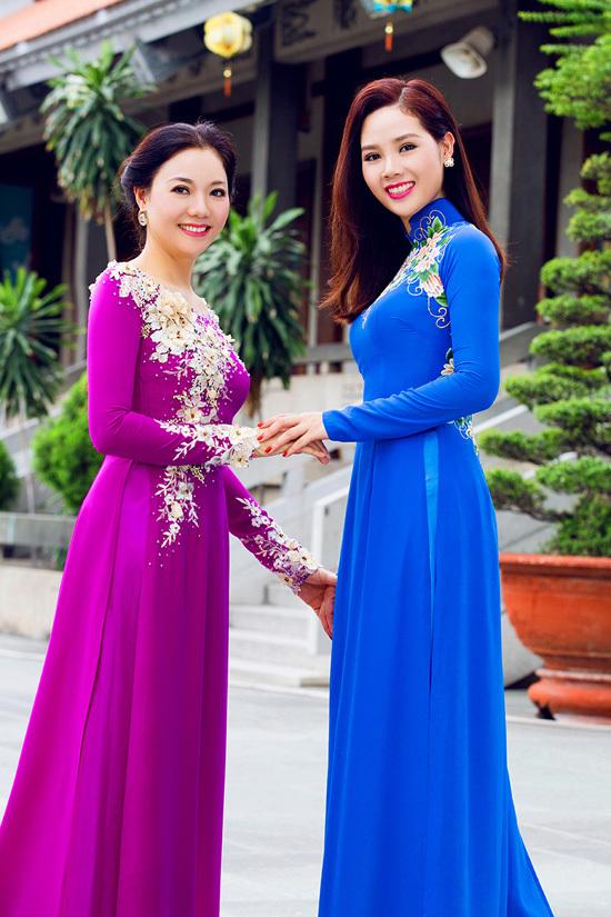 Bất ngờ với nhan sắc của mẹ ruột Hoa hậu Mai Phương