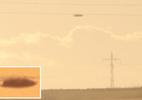 Lộ ảnh chiến đấu cơ rượt bắt đĩa bay?