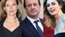 Tổng thống Pháp đau đầu vì bồ cũ, tình mới