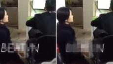 Phẫn nộ trước clip mẹ quỳ gối cầu xin con trai ngừng chơi game ở quán net