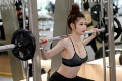 Người đẹp phòng gym khiến cộng đồng mạng điên đảo