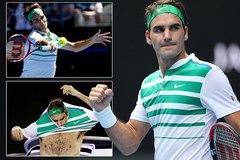Highlights: Federer 3-1 Dimitrov