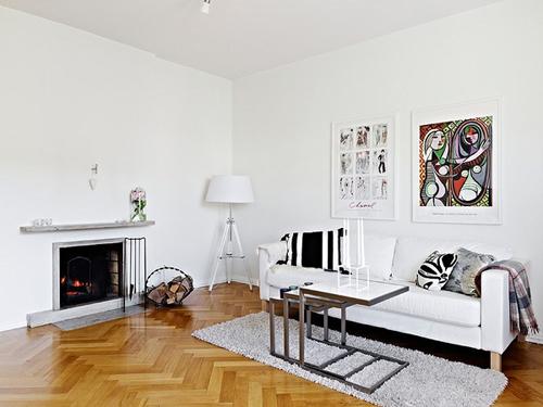 bài trí nội thất thông minh, căn hộ 36m2, thiết kế căn hộ, nhà đẹp