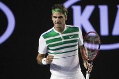 Federer khuất phục đàn em Dimitrov