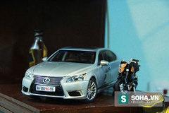 8x Hà Thành sở hữu hơn 50 chiếc 'xe sang' cực độc đáo