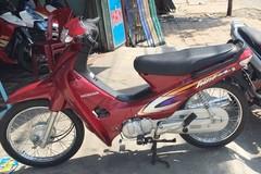 Honda Wave Alpha bỏ quên 10 năm giá 50 triệu ở Sài Gòn