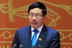 Phó Thủ tướng cảnh báo tranh chấp Biển Đông gay gắt