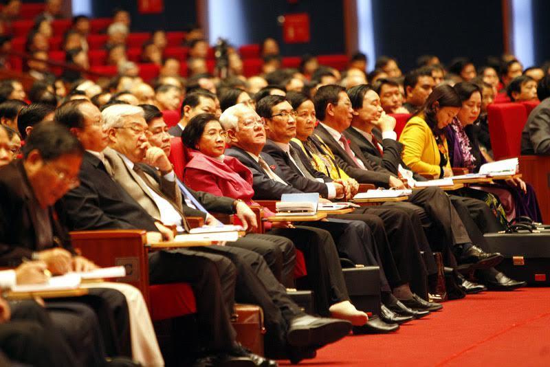 Bộ trưởng Ngoại giao, Phạm Bình Minh, Biển Đông, trung quốc, đại hội đảng 12