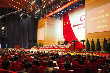 Bầu 200 ủy viên Trung ương khóa mới