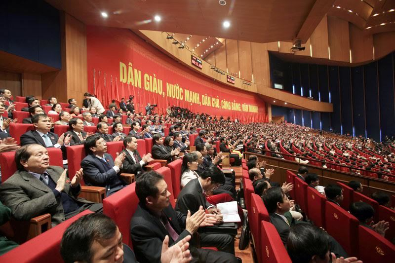 đại hội đảng 12, nhân sự, ban chấp hành trung ương, tổng bí thư