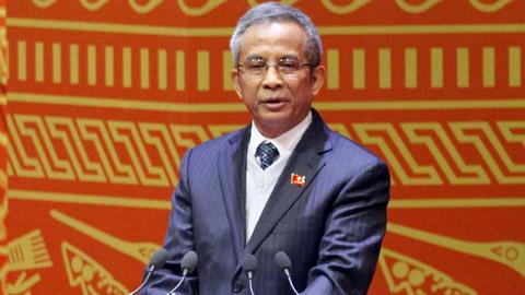 Tham luận của Chủ tịch Tổng LĐLĐ VN Đặng Ngọc Tùng