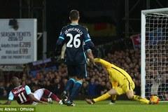 Highlights: West Ham 2-2 Man City