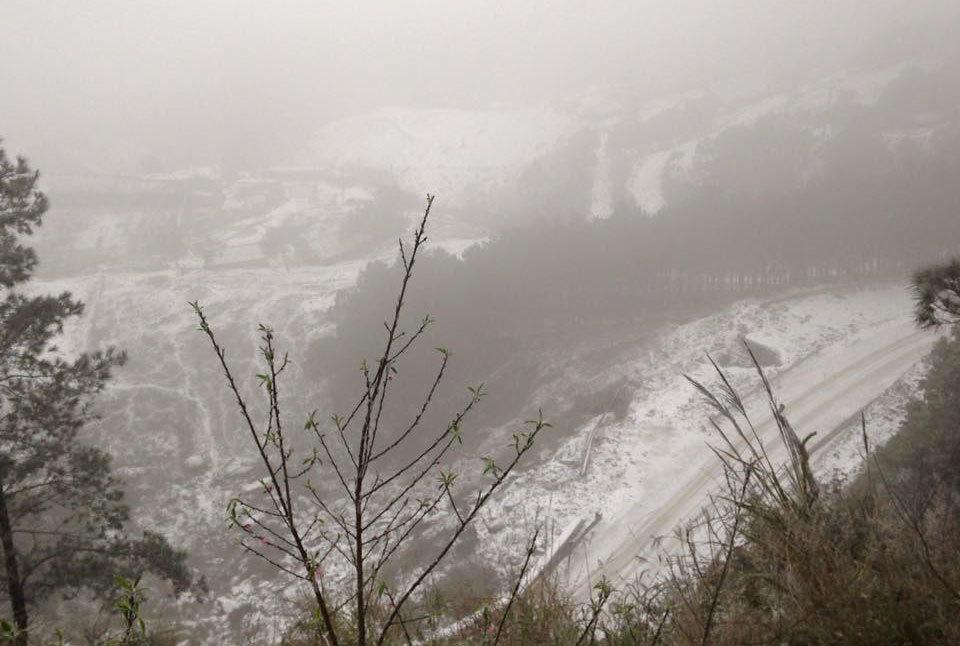rét lịch sử, rét kỷ lục, siêu không khí lạnh, Hà Nội rét lịch sử