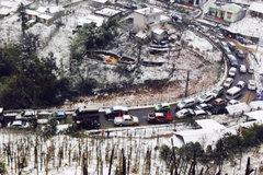Sapa, Tam Đảo đồng loạt cấm ô tô lên ngắm tuyết?