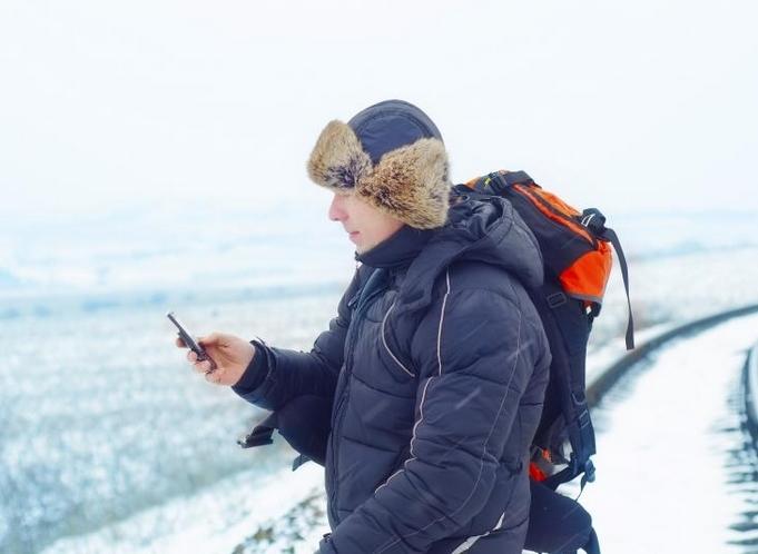 giá lạnh, thời tiết, cực lạnh, ảnh hưởng, điện thoại, bảo vệ, cách nào