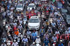 """""""Kinh tế VN sập nếu không có xe máy 1 tuần"""""""