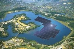 Nhật Bản sẽ có nhà máy điện mặt trời nổi lớn nhất