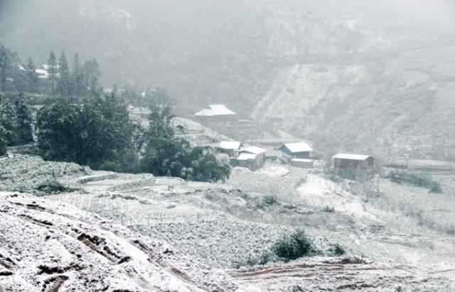 băng tuyết Sa Pa