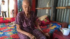 Thương cụ bà 92 tuổi đơn độc không có Tết