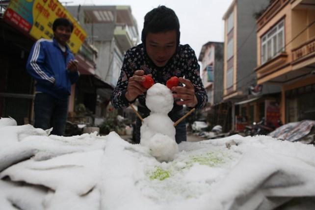 băng tuyết, tuyệt đẹp, tuyết rơi, tuyết rơi Sa Pa, Mẫu Sơn