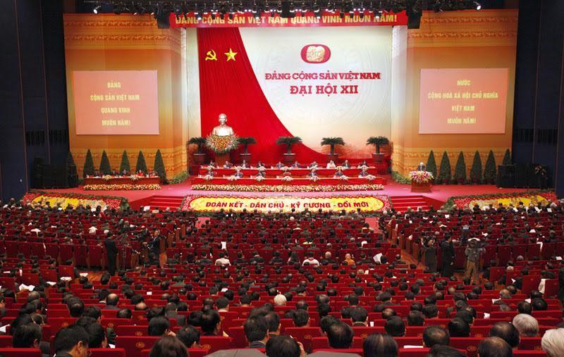Đại hội đảng 12, Bộ Chính trị, bầu cử nhân sự, ban chấp hành trung ương khóa 12