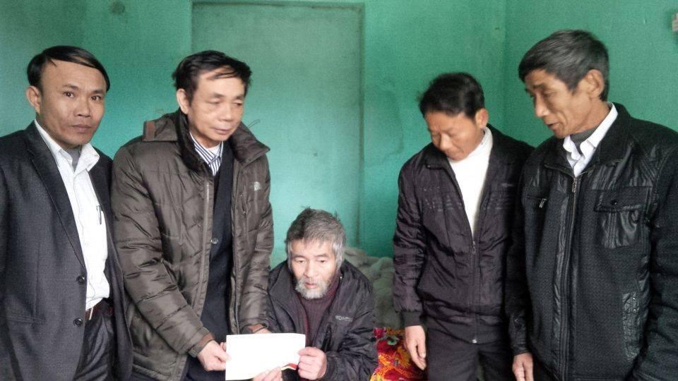 Quà Tết bạn đọc VietNamNet đến với người nghèo